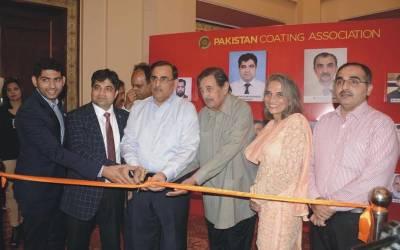 پاکستان کوٹنگ ایسوسی ایشن کی پہلی افتتاحی تقریب کا انعقاد ، لاہور چیمبر کے عہدیداران کی شرکت