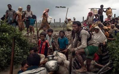 بنگلہ دیش کا ایک لاکھ روہنگیا مہاجرین کو آئندہ ماہ چھوٹے جزیرہ پر منتقل کرنے کا اعلان