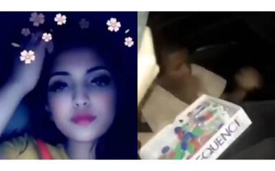 پاکستانی ماڈل کی اپنی بہن کے ساتھ مل کر انتہائی شرمناک حرکت، سوشل میڈیا پر پاکستانی آگ بگولا ہوگئے کیونکہ۔۔۔
