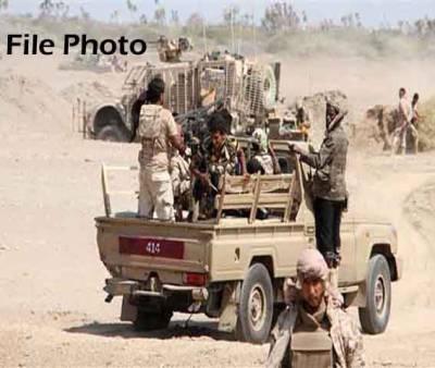 یمن، گزشتہ 10 روز میں سرکاری فوج سے شدید لڑائی میں 1300 حوثی باغی ہلاک