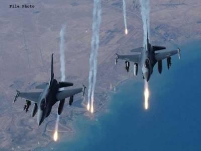 غزہ میں اسرائیلی طیاروں کی بمباری سے 2 فلسطینی شہید