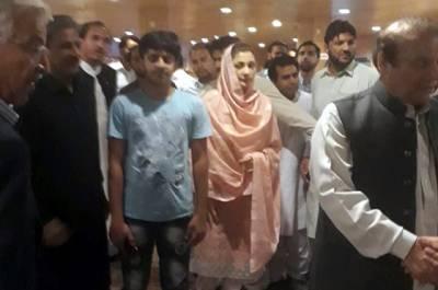 رہائی کے بعد مریم نواز شریف کی تازہ ترین تصاویر سامنے آ گئیں