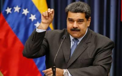 مجھے قتل کرنے کی کوشش کی جا رہی ہے: صدروینزویلا نکولس مدورو