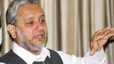 نواز شریف کی سزا معطلی کے پیچھے این آر او کا ہاتھ ہے:سابق وزیراعظم آزاد کشمیر
