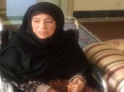 اللہ نے میرے گھر کی رونقیں واپس لوٹادیں:والدہ نوازشریف