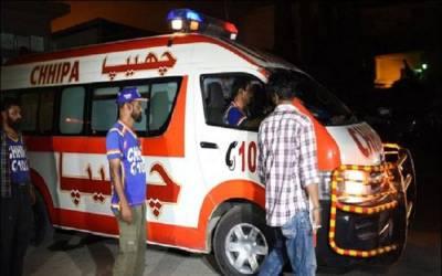 شہر قائد کے مختلف علاقوں میں فائرنگ ، ایک شخص جاں بحق ، 2 زخمی