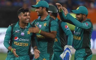 ایشیا کپ گروپ فور مرحلہ :آج پاکستان افغانستان سے اور بھارت بنگلہ دیش سے ٹکرائے گا