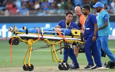 بنگلہ دیش کے خلاف میچ سے قبل بھارت کو بڑا جھٹکا لگ گیا ، بڑا کھلاڑی ٹیم سے باہر ہو گیا کیونکہ۔۔۔