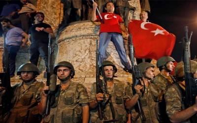 انقرہ،فتح اللہ گولن تحریک سے متعلق افراد کیخلاف کارروائیاں،85 فوجی اہلکار گرفتار