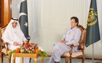 """""""اگر حوثی باغیوں نے سعودی عرب پر حملہ کیا تو ہم ۔۔۔"""" عمران خان نے سعودی عرب کے حوالے سے سب سے بڑا اعلان کر دیا"""