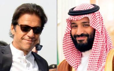 ''ہم پاکستان میں بھی سعودی ولی عہد شہزادہ محمد بن سلمان ۔۔۔۔''وزیر اعظم عمران خان نےعرب میڈیا کو انٹرویو دیتے ہوئے ایسی بات کہہ دی کہ بڑے بڑوں کی نیندیں حرام ہو جائیں گی
