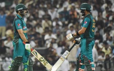 ایشیاء کپ، پاکستان نے سنسنی خیز مقابلے کے بعد افغانستان کو 3 وکٹوں سے شکست دیدی