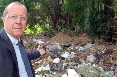 مارٹن کوبلر نے اسلام آباد کے ایک علاقے میں کوڑا کرکٹ کی تصویر شیئر کی تو سی ڈی اے نے ایسا کام کر دیا کہ خود مارٹن کوبلر کو بھی یقین نہیں آئے گا، جان کر آپ بھی خوشگوار حیرت میں مبتلا ہو جائیں گے