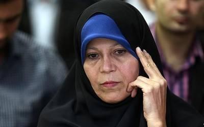 ایرانیوں کا ملکی نظام سے صبر کا پیمانہ لبریز ہو چکا: سیاسی کارکن فائزہ رفسنجانی