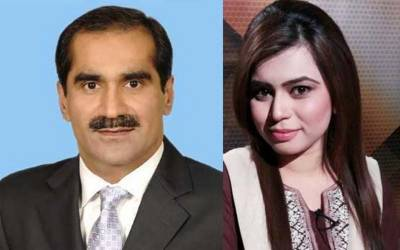 سعد رفیق کی دوسری اہلیہ ڈاکٹر شفق حرا کا تعلق پاکستان کے کس علاقے سے ہے ؟ لاہور یا اسلام آباد سے نہیں بلکہ ۔۔۔
