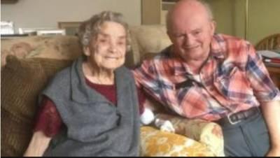 برطانیہ میں 100سالہ دلہن کی74 سالہ دلہے کے ساتھ شادی،انتہائی پرجوش
