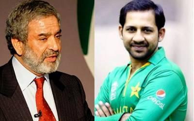 چیئرمین پاکستان کرکٹ بورڈ احسان مانی کا سرفراز احمد پر اعتماد ،کپتان کی تبدیلی کا امکان مسترد