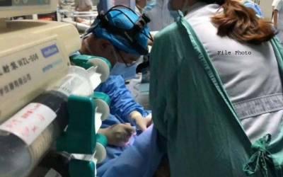 چین،8 سالہ بچے کو ہارٹ اٹیک، ڈاکٹروں نے 30ہزار مرتبہ دل پر دباؤ ڈال کربچے کی جان بچالی