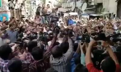شہبازشریف کی احتساب عدالت پیشی، حمزہ شہباز اور سلمان شہباز عدالت پہنچ گئے