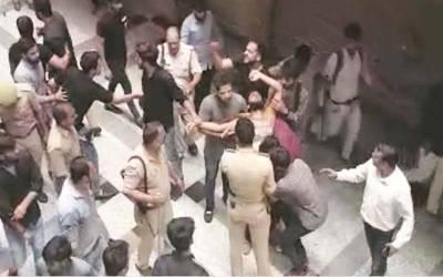 بھارت ، افغان اوربھارتی طلبہ کاجھگڑا،350 گرفتار