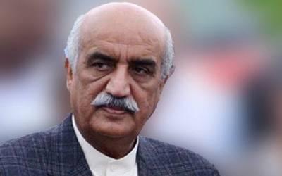 """""""عمران خان کی پہلی تقریر میں۔۔۔"""" خورشید شاہ نے (ن) لیگیوں کو خوش کر دیا، جان کر وزیراعظم بھی حیران رہ جائیں گے"""