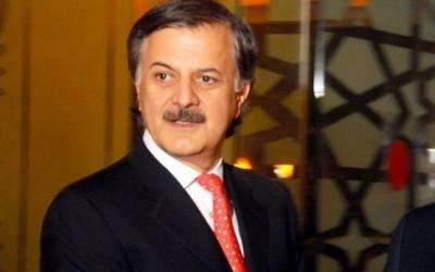 این اے131 ن لیگ کا گڑھ جسے 14 اکتوبرکوفتح کروں گا:ہمایوں اختر خان