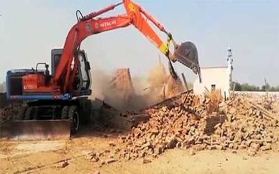 دانیال عزیز کے زیر قبضہ 325 ایکڑ اراضی واگزار