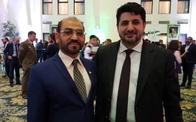 روس میں ڈیلی پاکستان آن لائن کے نمائندے اشتیاق ہمدانی کو اوورسیز پاکستانی بلوچ یونٹی کی جانب سے جموں کشمیر کی نمائندگی کے لئے کوارڈینیٹر مقرر کردیا گیا