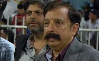 فواد رانا کاابوظہبی کپ جیتنے پر لاہور قلندر کے ہر کھلاڑی کو دس10 لاکھ روپے دینے کا اعلان