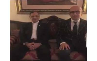 عمران خان کے قریبی دوست انیل مسرت کی چیف جسٹس سے ملاقات ،برطانیہ آنے کی دعوت دیدی لیکن کیوں ؟ بڑی خبر آ گئی
