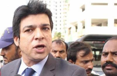 """"""" میری وزارت سب سے بڑی ہے لیکن اس کے اکاﺅنٹ میں ن لیگ صرف 30 روپے چھوڑ کر گئی کیونکہ ۔۔۔ """" فیصل واوڈا کے انکشاف نے پاکستانیوں کے 14 طبق روشن کردیے"""