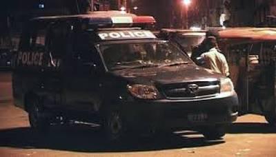 فیصل آباد:مبینہ پولیس مقابلہ ،کانسٹیبل شہید، ملزمان فرار
