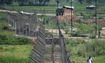 بھارتی فورسزکی گاؤں سکھیال پرفائرنگ، ایک شہری شدید زخمی, پاکستان رینجرز کا بھارتی اشتعال انگیزی پر احتجاج کیلئے فلیگ میٹنگ کا مطالبہ