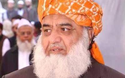 عمران خان کو خودکشی سے بچانے کے لئے ٹاسک فورس تشکیل دی جائے:مولانا فضل الرحمٰن