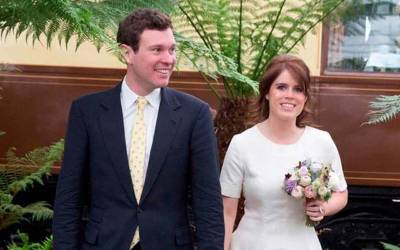 ملکہ برطانیہ کی پوتی شہزادی یوجین کی شادی آج ہوگی