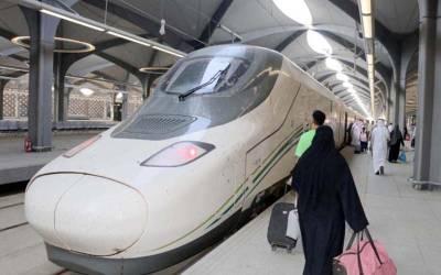 سعودی عرب، پہلی حرمین ٹرین کے لیے ٹکٹوں کی فروخت،99فیصد سیل ہوگئیں