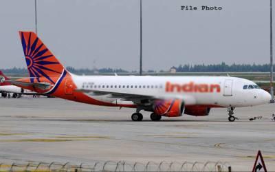 دبئی جانے و الاایئر انڈیا کا طیارہ ایئرپورٹ کی دیواروں سے ٹکراگیا،تمام مسافرمحفوظ