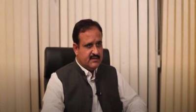 قوم کوعمران خان کی صورت میں ایماندارقیادت ملی: وزیر اعلیٰ پنجاب