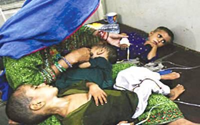 تھر میں غذائی قلت، مزید تین بچے جاں بحق