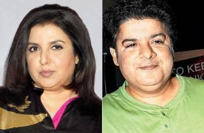 ساجد خان پر جنسی ہراسگی کا الزام پر بہن فرح خان میدان میں آ گئیں ، ایسی بات کہہ دی کہ کوئی توقع بھی نہ کر سکتا تھا