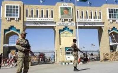 پاکستانی فورسز کی جانب سے باڑ لگانے کے دوران افغان فرسز کے ساتھ تلخ کلامی، دونوں جانب سے فائرنگ کا تبادلہ