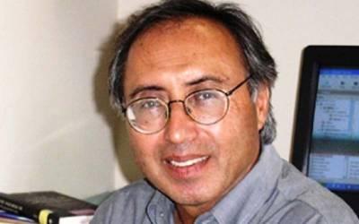 ضمنی انتخابات تحریک انصاف کے لئے بڑا دھچکاہیں:رسول بخش رئیس نے حکومتی بیانیہ کو شکست کی وجہ قراردیدیا