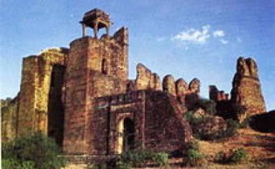 پاکستان مِیں تعمیر کیا جانے والا وہ صدیوں پرانا معروف ترین قلعہ جسے بہت سے بزرگان دین نے اپنی جانیں قربان کرکے تعمیر کیا تھا،اسے اینٹوں کی بجائے ایسی چیز سے بنایا گیا ہے کہ دیکھ کر انسانی عقل دنگ رہ جاتی ہے