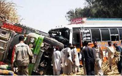 ملک میں بڑھتے ہوئے ٹریفک حادثات