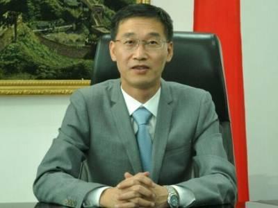 کچھ قوتوں کوپاک چین تعاون کھٹکتاہے، وزیراعظم عمران خان شنگھائی کانفرنس میں مہمان خصوصی ہوں گے،چینی سفیر