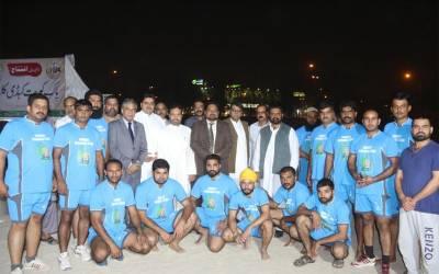 پاکستان بزنس سنٹر کے تحت کویت میں پاک کویت کبڈی کلب کا قیام