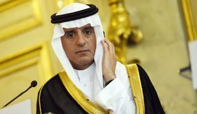 خاشقجی قتل میں ملوث ملزمان پر مقدمہ سعودی عرب میں چلایا جائے گا: عادل الجبیر
