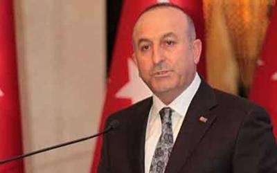فلسطین اور بیت المقدس''سرخ لکیر''، اسے پامال نہیں ہوں دیں گے: ترکی