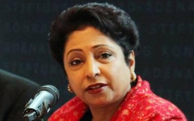 کشمیرمیں انسانی حقوق کی خلاف ورزیوں پرعالمی برادری فوری ایکشن لے' ملیحہ لودھی