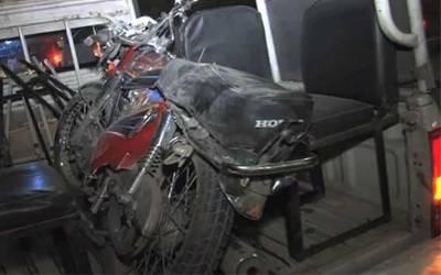 صوبائی وزیرغلام مرتضیٰ کی پروٹوکول گاڑی کی موٹرسائیکل کو ٹکر،ایک شخص جاں بحق